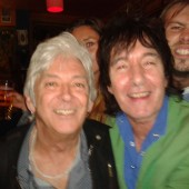 Our dear friend Ian Mclagan from the Small Faces