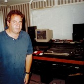 Music Mogul Charlie Skarbek, producer for the band's second album