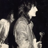 Private party at Jimmy Page's house, late 70s, Plumpton